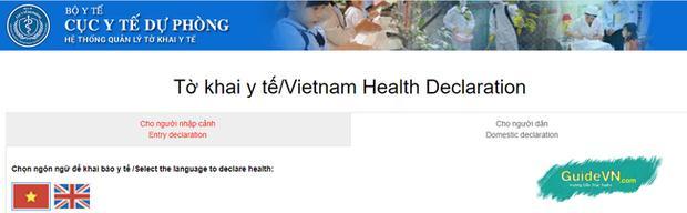 Hướng dẫn chi tiết cách thực hiện khai báo thông tin Y tế điện tử